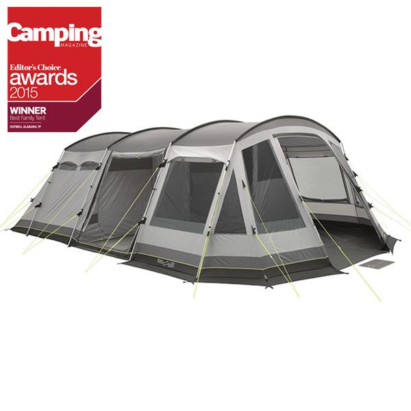 Кемпинговая палатка Outwell Alabama 7P