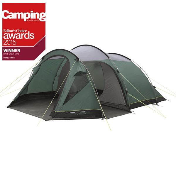 Кемпинговая палатка Outwell Earth 5