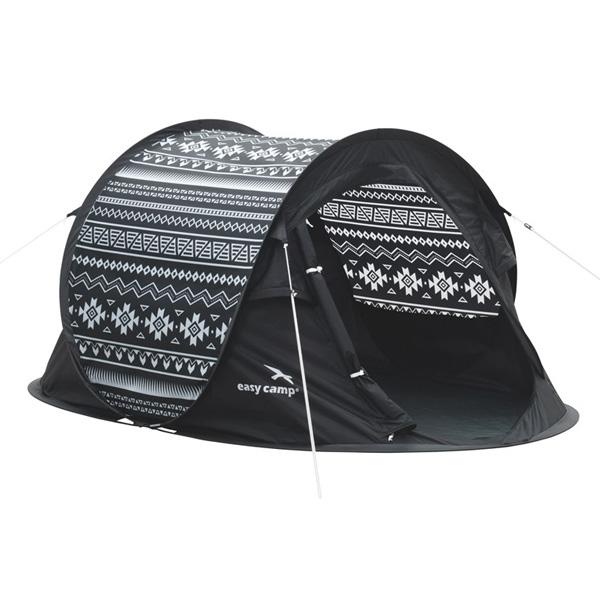 туристическая палатка Easy Camp Antic Tribal Black White