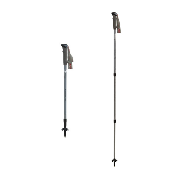 Телескопические треккинговые палки Robens Keswick T6