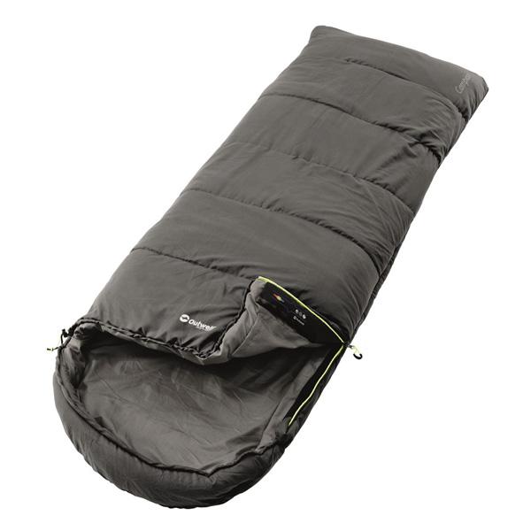 Cпальный мешок Outwell Campion Grey