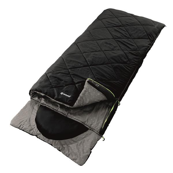 Cпальный мешок Outwell Contour Black