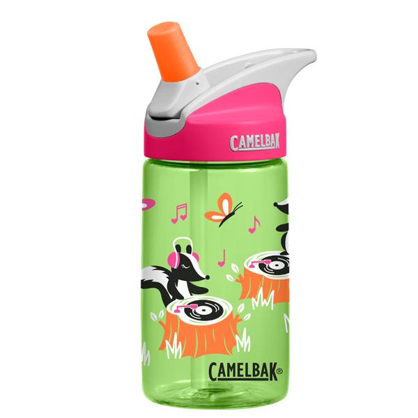 Детская бутылочка для воды Camelbak Eddy 0.4L DJ SKUNX