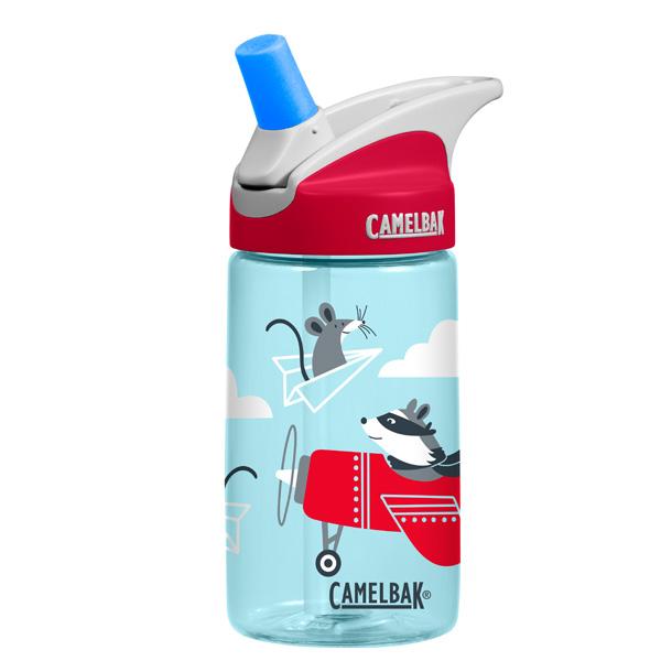 Детская бутылочка для воды Camelbak Eddy 0.4L Airplane Bandits