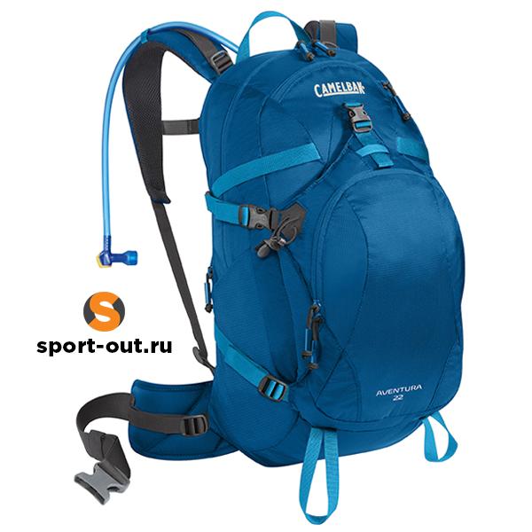 62169 рюкзак туристический CamelBak 2014 Aventura 22L