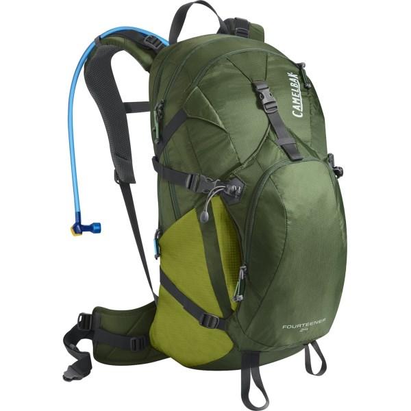 Туристический рюкзак CamelBak Fourteener 24L зеленый