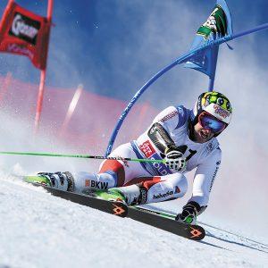 Мужские горнолыжные перчатки Reusch