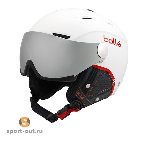 Шлем горнолыжный-Bolle Backline Visor Premium