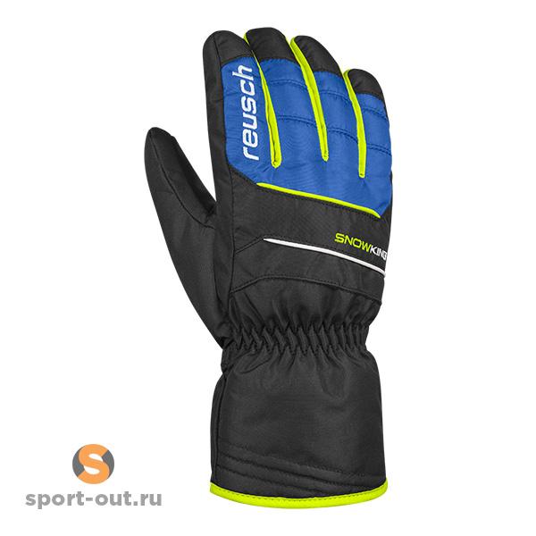 Горнолыжные перчатки Reusch Snow King